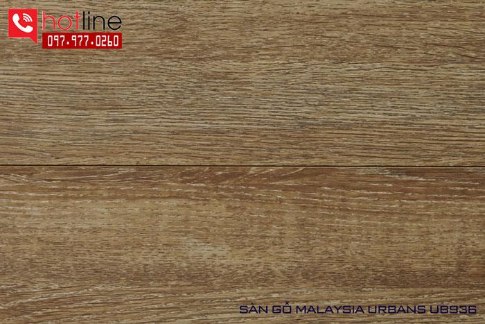 Sàn gỗ Urbans 12mm UB 936