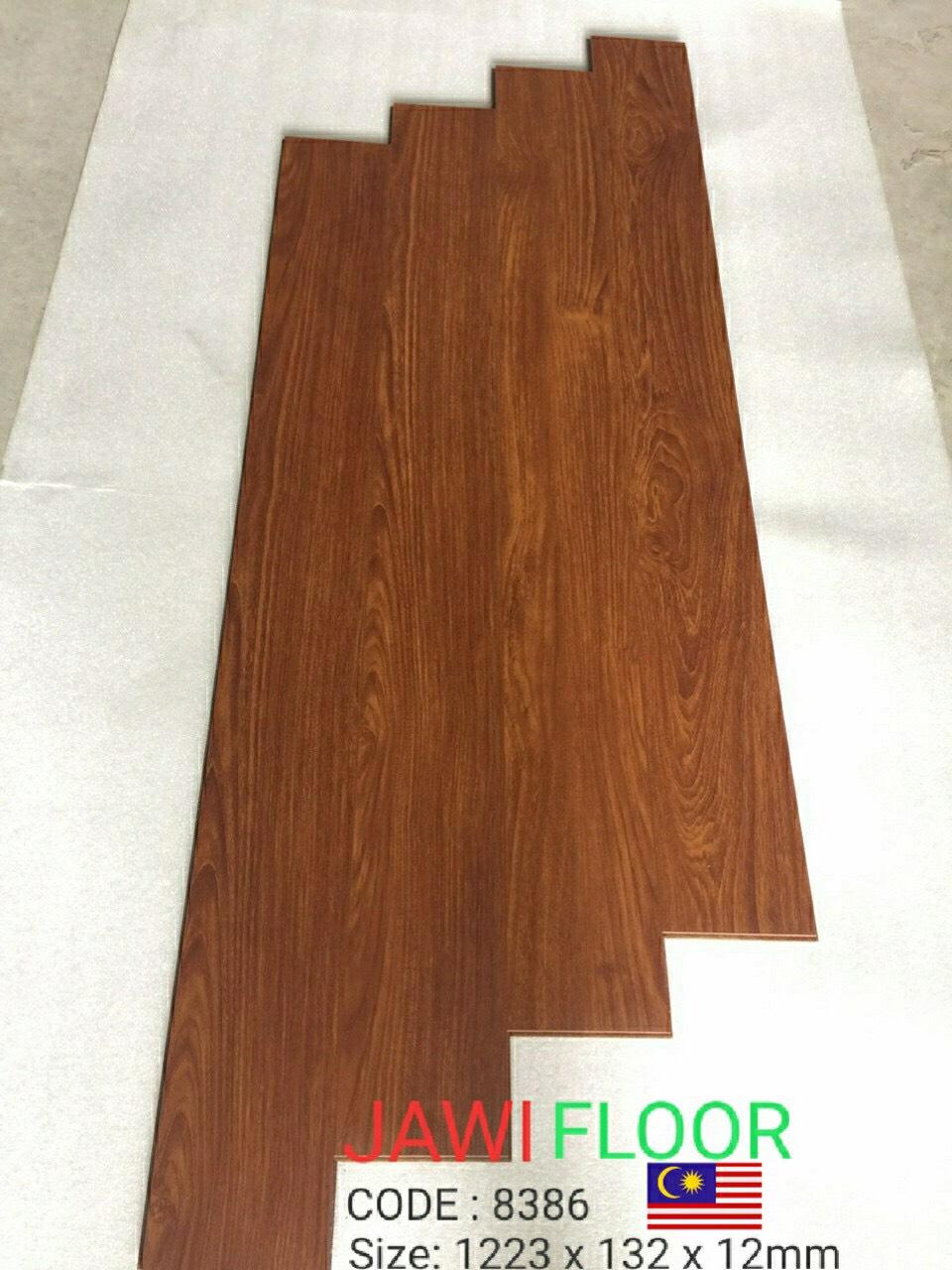 Sàn gỗ Bakar cốt xanh