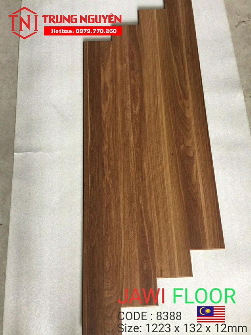 Sàn gỗ Jawi Bản 12mm