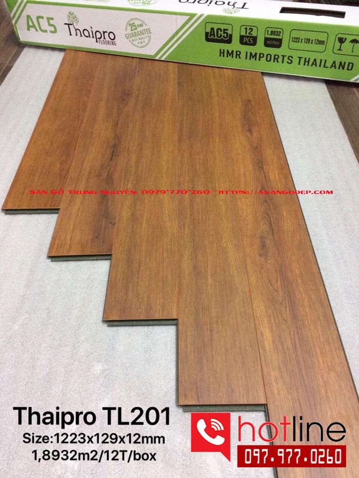 Sàn gỗ Thái Pro