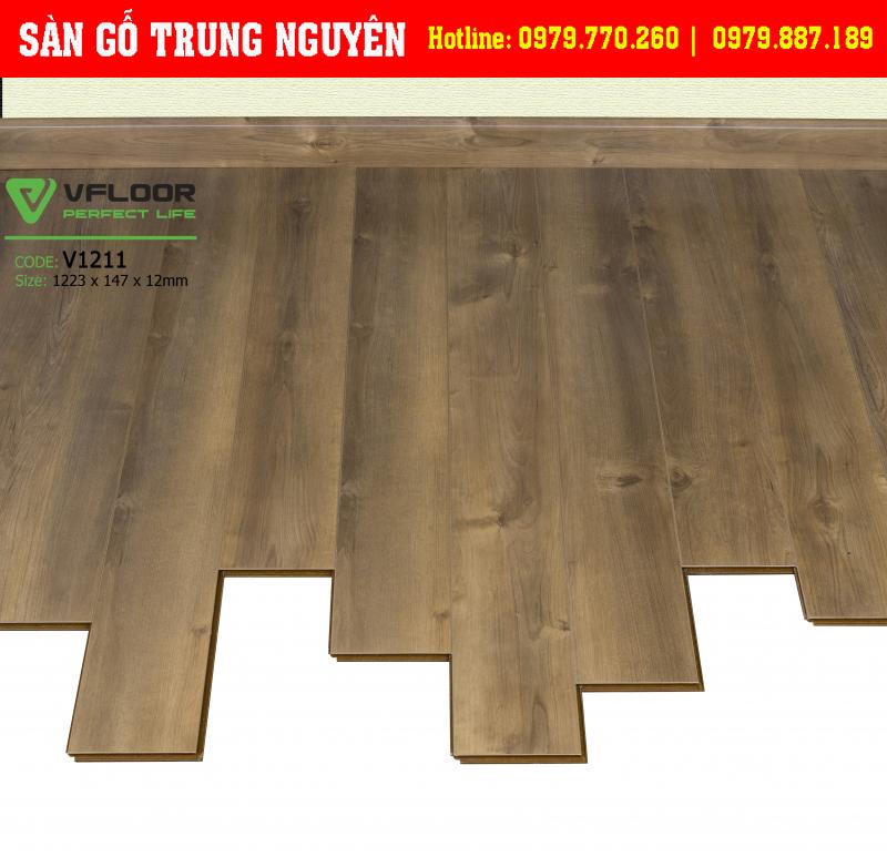 Báo giá sàn gỗ Vfloor