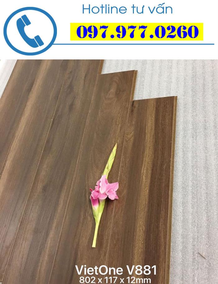 Sàn gỗ Việt One