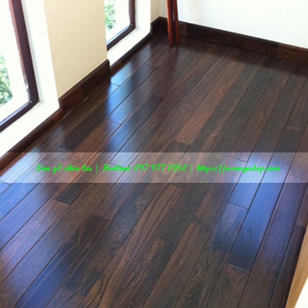 Sàn gỗ chiu liu 15x90x450
