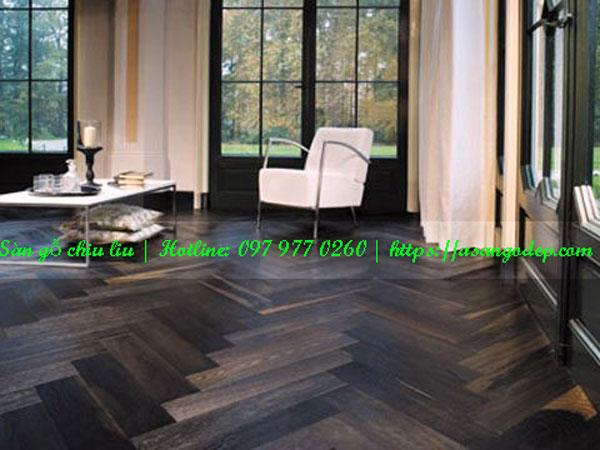 Sàn gỗ chiu liu 15x90x750
