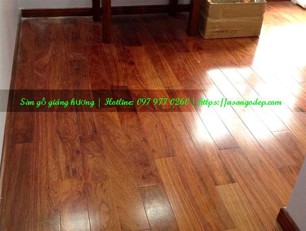 Sàn gỗ giáng hương 15x90x600