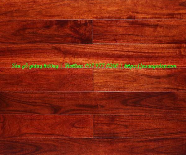 Sàn gỗ giáng hương 15x90x900