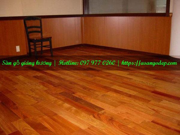 Sàn gỗ giáng hương 18x120x750