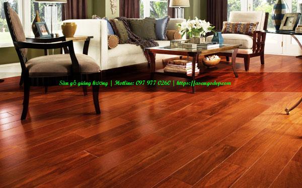 Sàn gỗ giáng hương 18x120x900