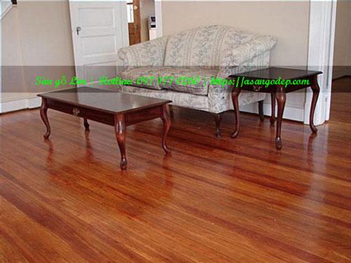 Sàn gỗ lim 15x90x600