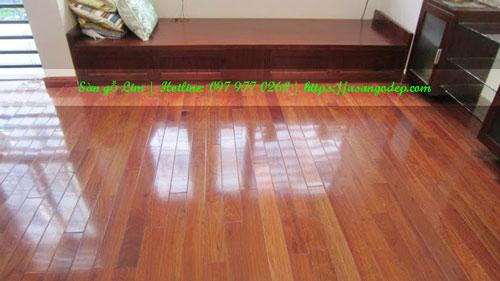 Sàn gỗ lim 15x90x750