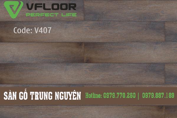 Sàn nhựa VFloor V407