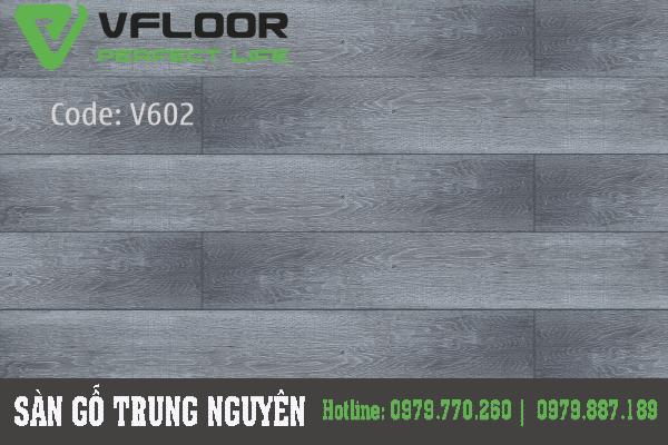 Sàn nhựa VFloor V602