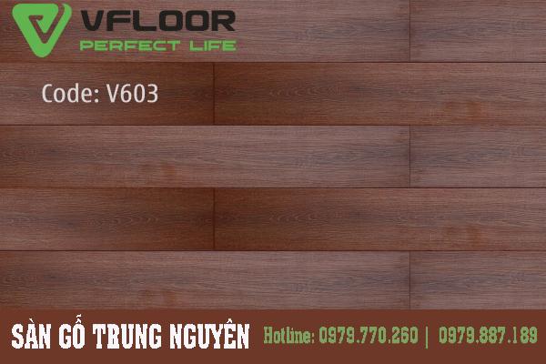 Sàn nhựa VFloor V603