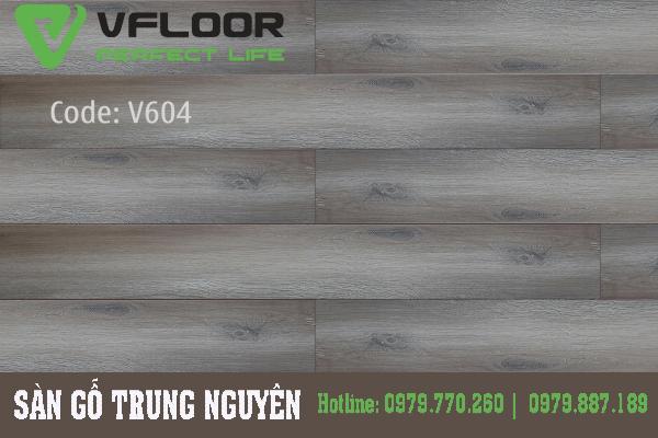 Sàn nhựa VFloor V604