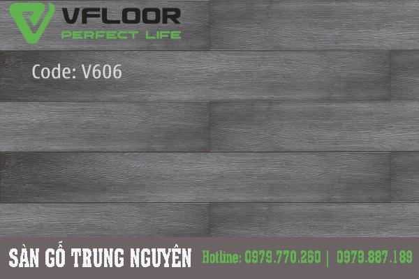 Sàn nhựa VFloor V606