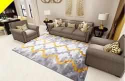 Thảm sàn phòng khách 10